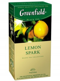 Чай Greenfield Lemon Spark 25п*2г
